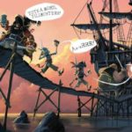 L'enfonsa Pirates, Jonny Duddle