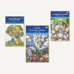 llibres secundaria, llibres nens, llibres fantasia, secundaria, edicions del pirata, el pirata blau,